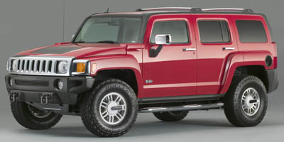 2006 HUMMER H3 4-Speed Automatic with Overdrive 4-Speed Automatic with Overdrive 35L 5-Cylinder M