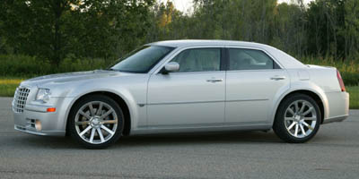 2006 CHRYSLER 300-SERIES 5-Speed AT 61L 8 Cylinder Eng 5-Speed AT 61L 8 Cylinder Engine Rear