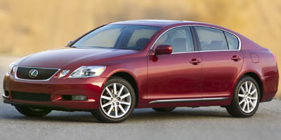 2006 LEXUS GS 300 6-Speed AT 30L V6 Cylinder En 6-Speed AT 30L V6 Cylinder Engine Rear Wheel