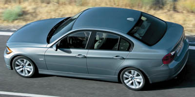 2006 BMW 325I 6-SPEED, 3.0L I6 DOHC SMPI, REAR