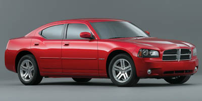 2006 DODGE CHARGER 5-Speed AT 57L Hemi multi-dis 5-Speed AT 57L Hemi multi-displacement V8 R