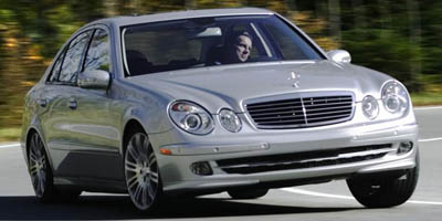 2006 MERCEDES-BENZ E350 7-Speed Automatic with Touch Shi 7-Speed Automatic with Touch Shift and Ove