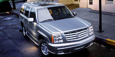 2006 CADILLAC ESCALADE 4-Speed AT 60L 8 Cylinder Eng 4-Speed AT 60L 8 Cylinder Engine All wh