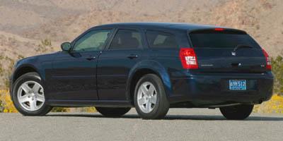 2006 DODGE MAGNUM WAGON RWD AT 35L V6 Cylinder Engine Rear Wheel Drive Bucket Seats Cruise C