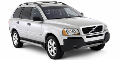 2006 VOLVO XC90 6-Speed AT 44L 8 Cylinder Eng 6-Speed AT 44L 8 Cylinder Engine All Wheel Dri