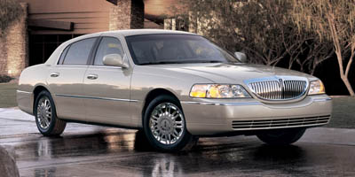 2006 LINCOLN TOWN CAR 4-Speed AT 46L 8 Cylinder Eng 4-Speed AT 46L 8 Cylinder Engine Rear Wh