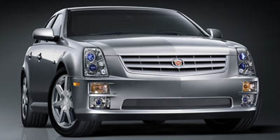 2006 CADILLAC STS 5-Speed AT 36l v6 vvt 255 HP 5-Speed AT 36l v6 vvt 255 HP 1902 kW  65