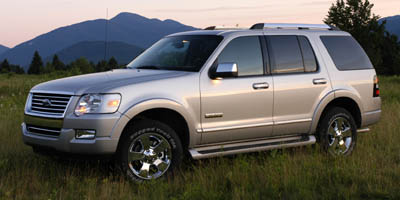 2006 FORD EXPLORER 5-Speed AT 40L V6 Cylinder En 5-Speed AT 40L V6 Cylinder Engine Rear Whee