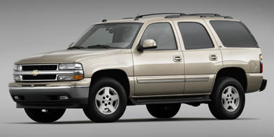 2006 CHEVROLET TAHOE 2WD 4-Speed AT 53L 8 Cylinder Engine Rear Wheel Drive Cruise Control He