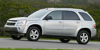 2006 CHEVROLET EQUINOX 5-Speed Automatic Electronic wit 5-Speed Automatic Electronic with Overdrive