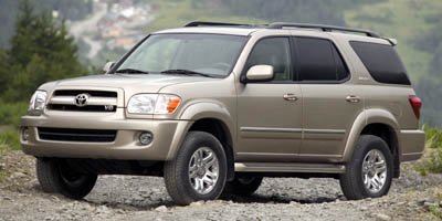 2006: Toyota, Sequoia, Limited