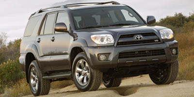 2006: Toyota, 4Runner, Limited