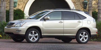 2006 LEXUS RX 330 5-Speed Automatic with Overdrive 5-Speed Automatic with Overdrive 33L V6 SMPI D