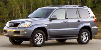 2006 LEXUS GX 470 5-Speed AT 47L DOHC SFI 32-va 5-Speed AT 47L DOHC SFI 32-valve V8 Full-tim