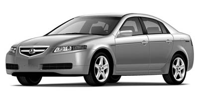 2006 Acura TL #SDT4341A The Woodlands
