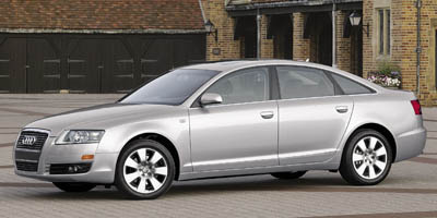 2006 AUDI A6 6-Speed Automatic with Tiptronic 6-Speed Automatic with Tiptronic 31L V6 DOHC 24V A