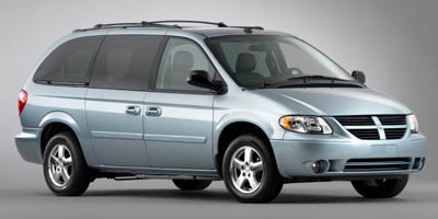 2006 DODGE GRAND CARAVAN 4-Speed Automatic 38L V6 OHV 4-Speed Automatic 38L V6 OHV Front Whee