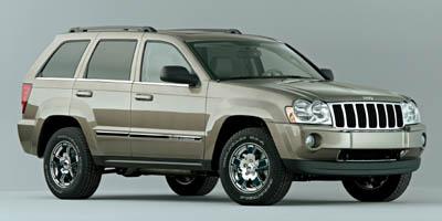 2006 JEEP GRAND CHEROKEE 5-Speed Automatic 47L V8 MPI 5-Speed Automatic 47L V8 MPI Four Wheel