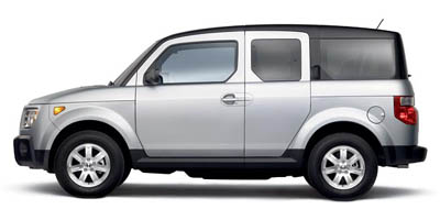 2006 HONDA ELEMENT 2WD EX-P AUTOMATIC 4-Speed AT 24L 4 Cylinder Engine Front Wheel Drive Buck