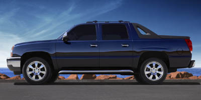 2006 CHEVROLET AVALANCHE 4-Speed AT 53L 8 Cylinder Eng 4-Speed AT 53L 8 Cylinder Engine Rear