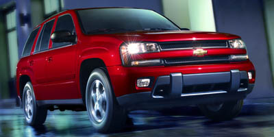 2006 CHEVROLET TRAILBLAZER 2WD 42L Straight 6 Cylinder Engine Rear wheel drive Seats Console