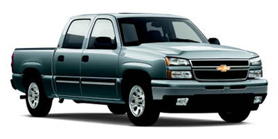 2006 CHEVROLET SILVERADO 1500 4-Speed AT 53L 8 Cylinder Eng 4-Speed AT 53L 8 Cylinder Engine