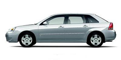 2006 CHEVROLET MALIBU MAXX SEDAN LT 4-Speed AT 35l 3500 v6 sfi Front wheel drive Seats Seat