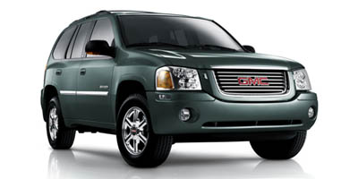 2006 GMC ENVOY 4-Speed AT 42L Straight 6 Cyl 4-Speed AT 42L Straight 6 Cylinder Engine Rear