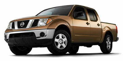 2006 NISSAN FRONTIER 5-Speed Automatic with Overdrive 5-Speed Automatic with Overdrive 40L V6 SMP