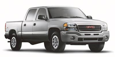 2006 GMC SIERRA 1500 4-Speed AT 53L 8 Cylinder Eng 4-Speed AT 53L 8 Cylinder Engine Rear Whe