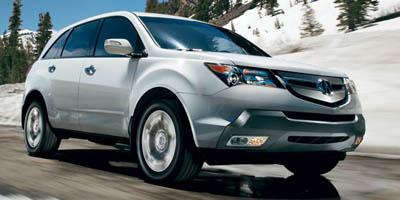 2007 ACURA MDX 5-Speed AT 37L V6 Cylinder En 5-Speed AT 37L V6 Cylinder Engine All Wheel Dri
