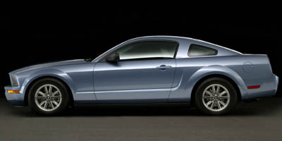 2007 FORD MUSTANG COUPE 40L V6 Cylinder Engine Rear Wheel Drive Cruise Control Pass-Through Re