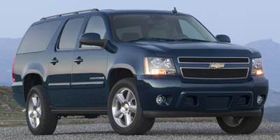 2007 CHEVROLET SUBURBAN 4-Speed AT 53L 8 Cylinder Eng 4-Speed AT 53L 8 Cylinder Engine Rear