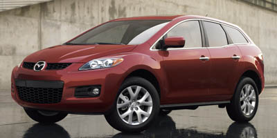 2007 MAZDA CX-7 4DR 4WD TOURING 6-Speed AT 23L 4 Cylinder Engine Cruise Control Bucket Seats