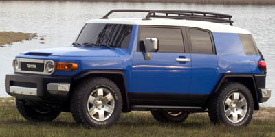 2007 TOYOTA FJ CRUISER 5-Speed Automatic 40L V6 DOHC 5-Speed Automatic 40L V6 DOHC VVT-i 24V F