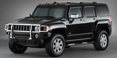 2007 HUMMER H3 37L 5 Cylinder Engine Four Whe 37L 5 Cylinder Engine Four Wheel Drive Cruise Co