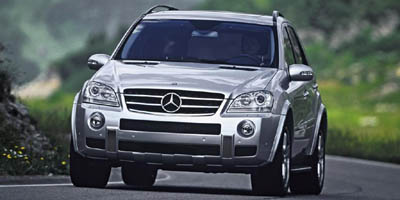 2007 MERCEDES-BENZ ML350 7-Speed Automatic with Overdrive 7-Speed Automatic with Overdrive 35L V6