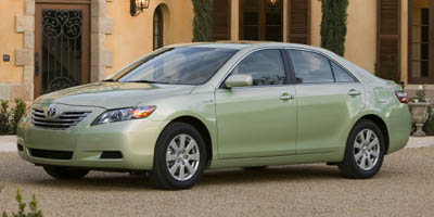 2007: Toyota, Camry Hybrid