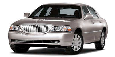 2007 LINCOLN TOWN CAR 4-Speed AT 46L 8 Cylinder Eng 4-Speed AT 46L 8 Cylinder Engine Rear-wh