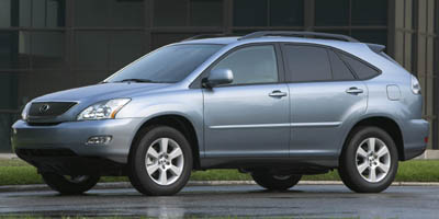 2007 LEXUS RX 350 5-Speed AT 35L DOHC SMPI 24-v 5-Speed AT 35L DOHC SMPI 24-valve V6 inc dua