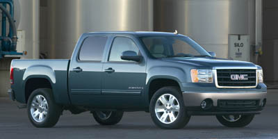 2007 GMC SIERRA 1500 4-Speed AT 48L 8 Cylinder Eng 4-Speed AT 48L 8 Cylinder Engine Four Whe