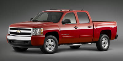 2007 CHEVROLET SILVERADO 1500 4-Speed AT 48L 8 Cylinder Eng 4-Speed AT 48L 8 Cylinder Engine