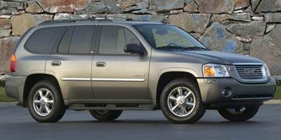 2007 GMC ENVOY 2WD 4-Speed AT 42L Straight 6 Cylinder Engine Rear Wheel Drive Cruise Control