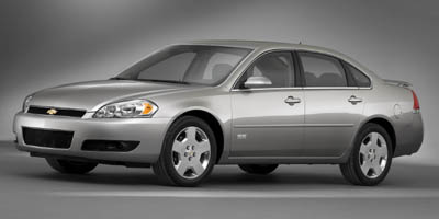 2007 CHEVROLET IMPALA SEDAN SS 4-speed at 53l small block v8 sfi with active fuel management