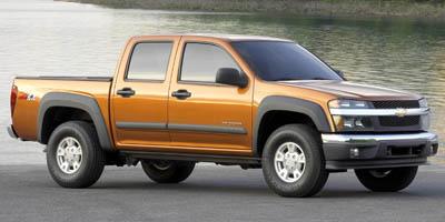 2007 CHEVROLET COLORADO 2WD CREW CAB 1260 LT 4-Speed AT 37L 5 Cylinder Engine Rear Wheel Driv