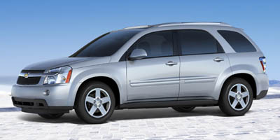 2007 CHEVROLET EQUINOX 2WD LS 5-Speed AT 34l v6 185 HP 1380 kW  5200 rpm 210 lb-ft of to