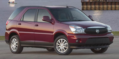 2007 BUICK RENDEZVOUS 4-speed automatic electronicall 4-speed automatic electronically controlled