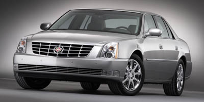 2007 CADILLAC DTS 4-Speed AT 46L 8 Cylinder Eng 4-Speed AT 46L 8 Cylinder Engine Front Wheel