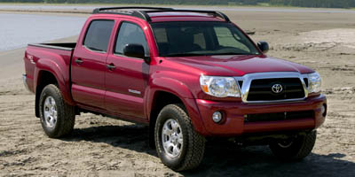 2007 TOYOTA TACOMA 5-Speed AT 40L V6 Cylinder En 5-Speed AT 40L V6 Cylinder Engine Rear Whee