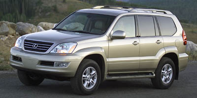 2007 LEXUS GX 470 5-Speed AT 47L DOHC 32-valve 5-Speed AT 47L DOHC 32-valve SMPI V8 wcontinu